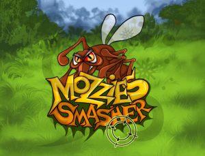 Mobile game logo