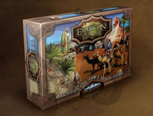 Box for Board game