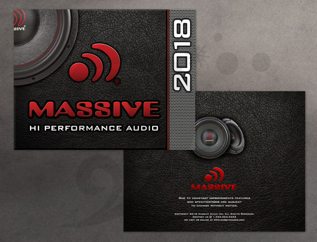 cover for Catalog of Massive Audio