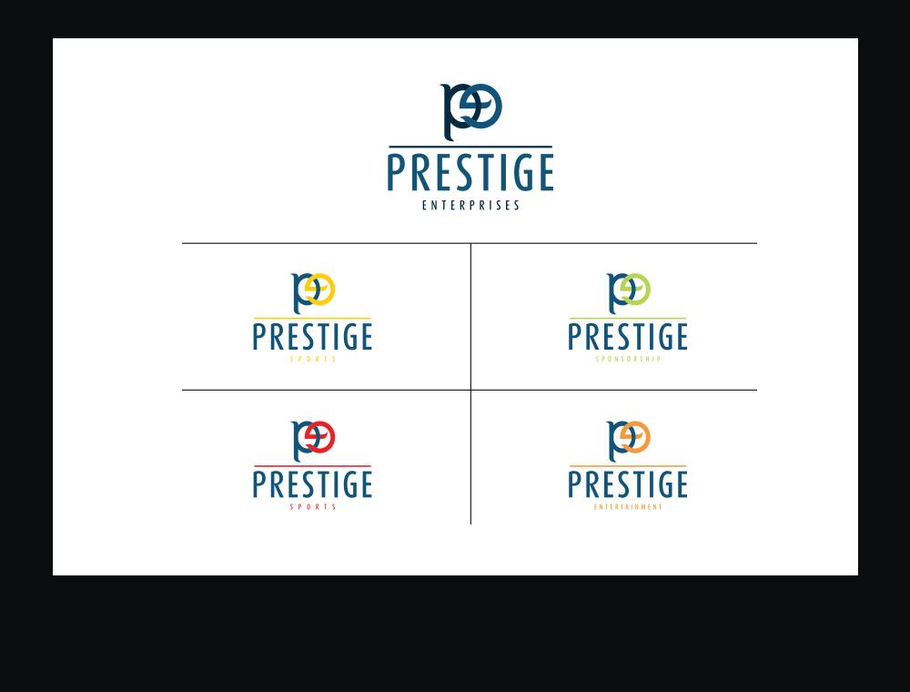 Prestige logos