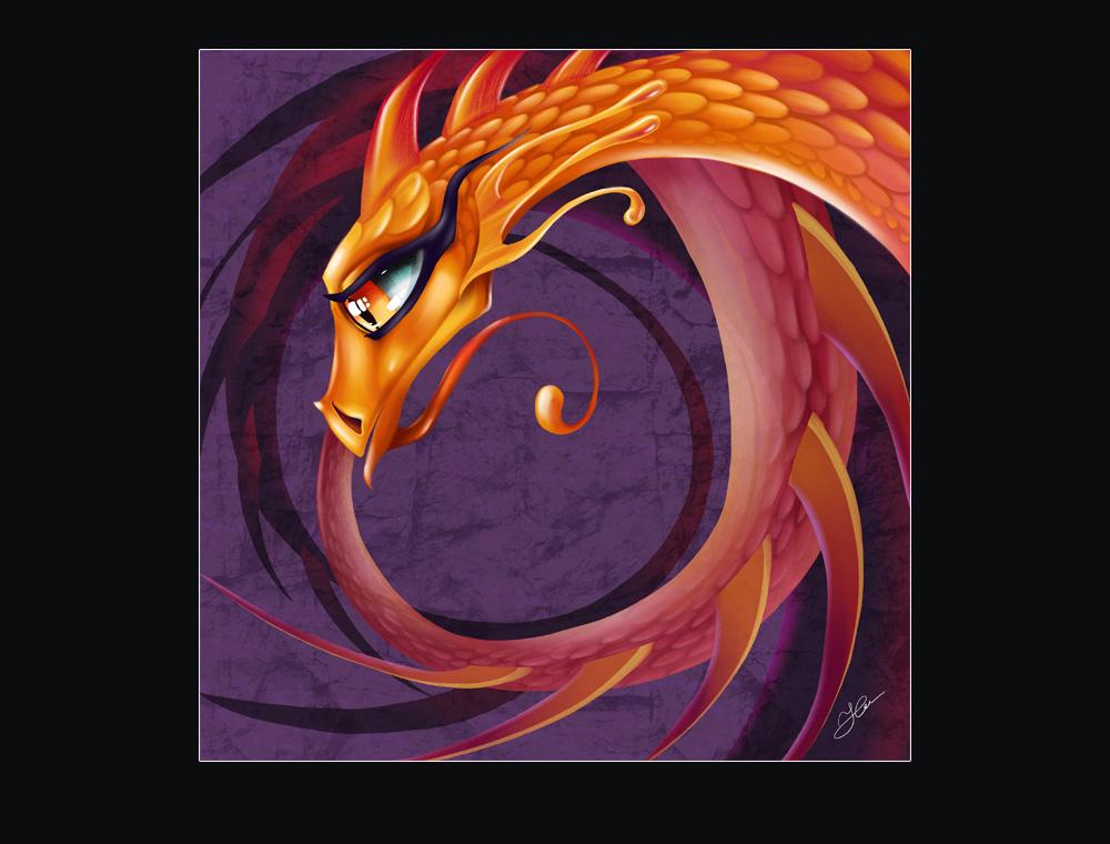Dreamy Dragon